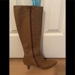 Genuine leather boots from Spain. Brand Mango